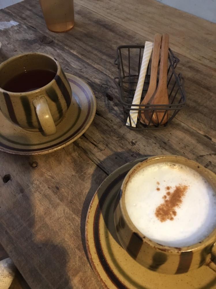 カフェ巡りが趣味です。おすすめのカフェがあればまた教えてください♪